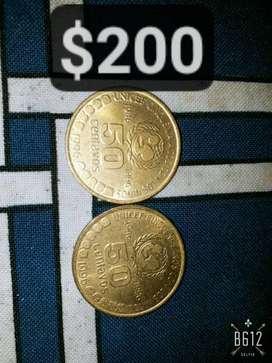Moneda unicef 1996