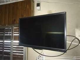 TV nobleX LCD 24''