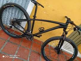 Bicicleta grupo deore XT