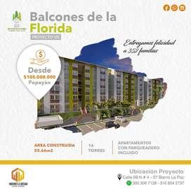INGENIES & IDECAM - Proyecto Balcones de La Florida