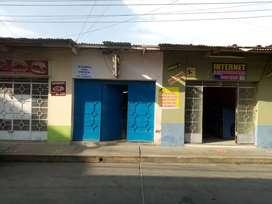 Alquiler de local comercial ubicado al costado de mi banco Av principal chulucanas