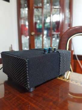 Amplificador parlante HIFI para PC - Diseños exlclusivos