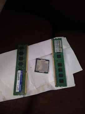 Memoria ram DDR3 8gb (4x2)