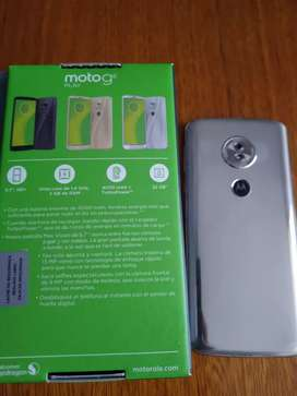Motorola g6 play impecable