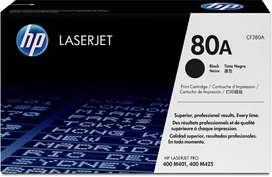 Toner HP 80A Negro CF280A 2.700 páginas