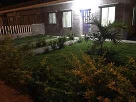 Casa vacacional en Tonsupa a 5 minutos de la playa