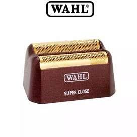 Repuesto Maquina Afeitar Wahl Shaver 5 Star Dorado