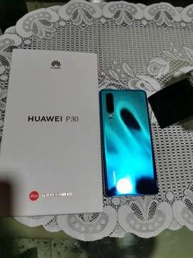 Vendo Huawei p30 de 128 GB