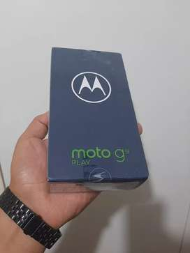 Moto G9 Play sellado