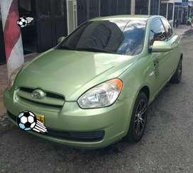 Se vende hyundai accent web model 2008 precio negociable