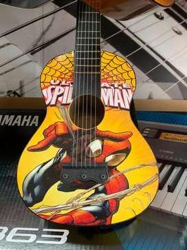 Guitarra para niño motivos divertidos