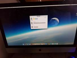 Vendo(permuto x notebook gamer o pc gamer) Imac late 2011 27 Pulgadas