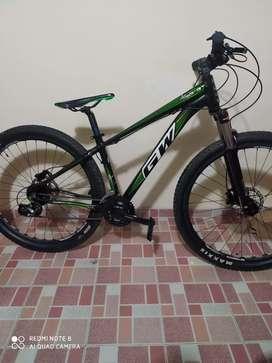 Bicicleta todoterreno GW alligaytor