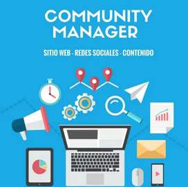Estamos en buscando Manejo De Redes Sociales Community Manager Y Social Media, Diseño Grafico, SEO