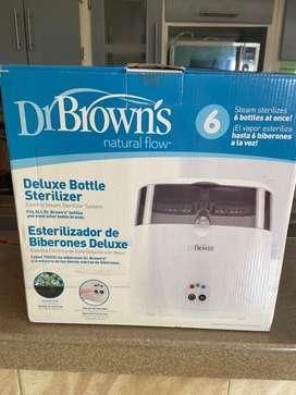 Esterilizador De Teteros Dr Browns Eléctrico Deluxe