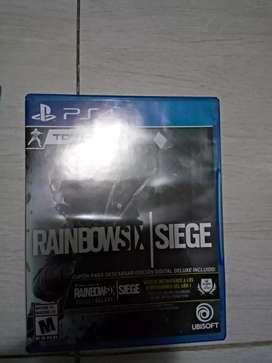 Raimbow six Siege edición delux