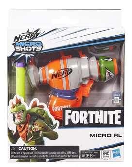 Pistola Nerf Fornite
