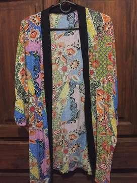 Kimono de fibrana