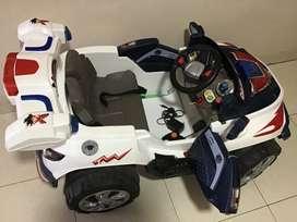 Carro Eléctrico Montable para Niños a control Remoto