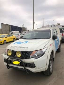 se vende camionetas mitsubishi l200 2018