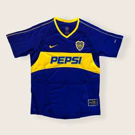 Camiseta Retro Boca Juniors 2003