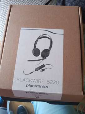 Plantronics Blackwire 5200 Series Usb Auriculares
