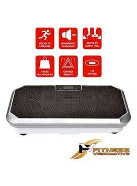 Plataforma Vibratoria Fitness Vibroactive