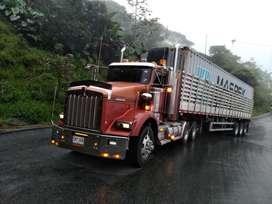 Kenworth t800 2013
