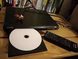 DVD Sony pequeño