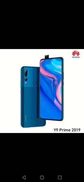 Se vende huawei y9 prime 2019 10/10