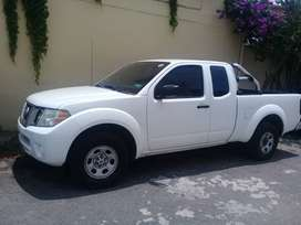 NISSAN FRONTIER 2012 EXTRA CAB