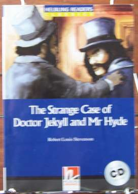 Libro: The Strange Case Of Doctor Jekyll And Mr Hyde Cd, Level 5