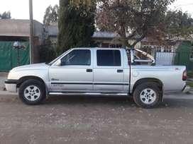 Chevrolet s10 4x4 limited. La mas full