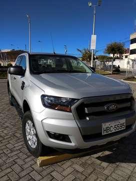 Ford Ranger 2018 camioneta doble cabina