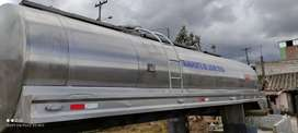 De oportunidad Se vende flamante tanque de transporte de leche