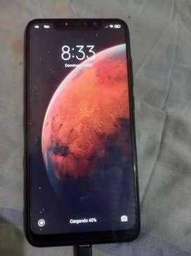 Vendo dos celulares \redminote6pro y el samsung A31