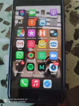 Iphone 8 negro 256 gigas como nuevo. Bateria 87% salud