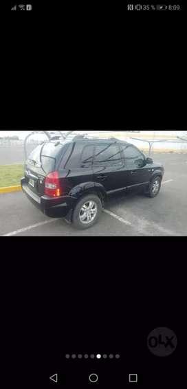 Hyundai Tucson con Gnc