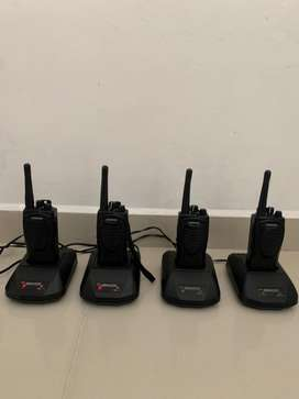 Radio de comunicacion KENWOOD TK-3207