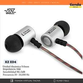 KZ ED4 AUDIFONO