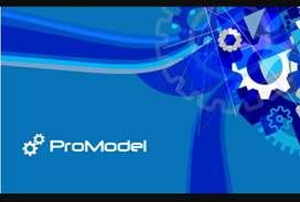 Buscamos Docente de simulacion que sepa manejar promodel  7.5