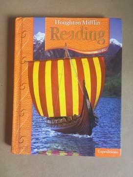 Libros de primaria (inglés) edición Pearson Houghton Mifflin Reading. Leer descripción