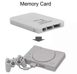 Memory  Card PlayStation one 1 PSX1 PS1