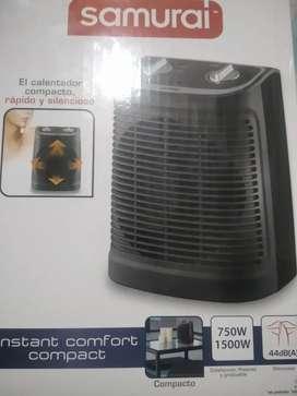 Se vende nuevo de paquete calentador compacto en 150 mil pesos