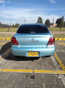 Toyota Yaris Mod 2000 Full Equipo
