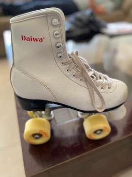 Vendo patines profesionales marca Daiwa