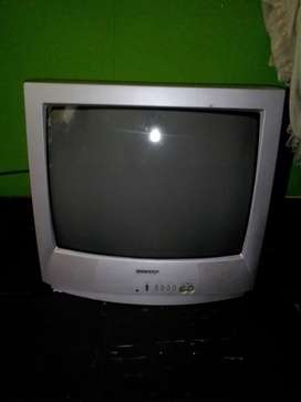 VENDO TV SHARP 21 PULGADAS BUEN ESTADO