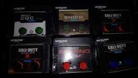 Nuevos Kontrolfreek para Dualshock 4