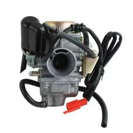 Se vende carburador para motos 4T 125,150 y 250cc