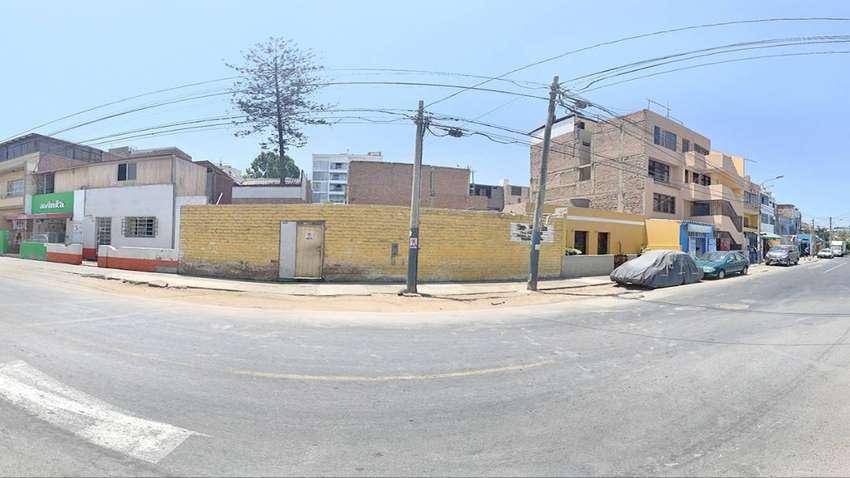 Venta de Terreno en Jr. Bernardo O'Higgins, Urb. Parque residencial - Pueblo Libre - 00784 0